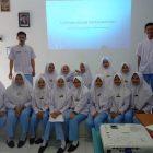 Latihan Dasar Kepemimpinan Akper Karya Bhakti Nusantara 2015